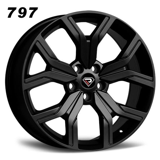 797 22inch range rover sports Velar 5x120 5x108 wheel black