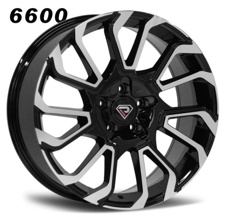 6600 20inch High Loading BMF Wheels