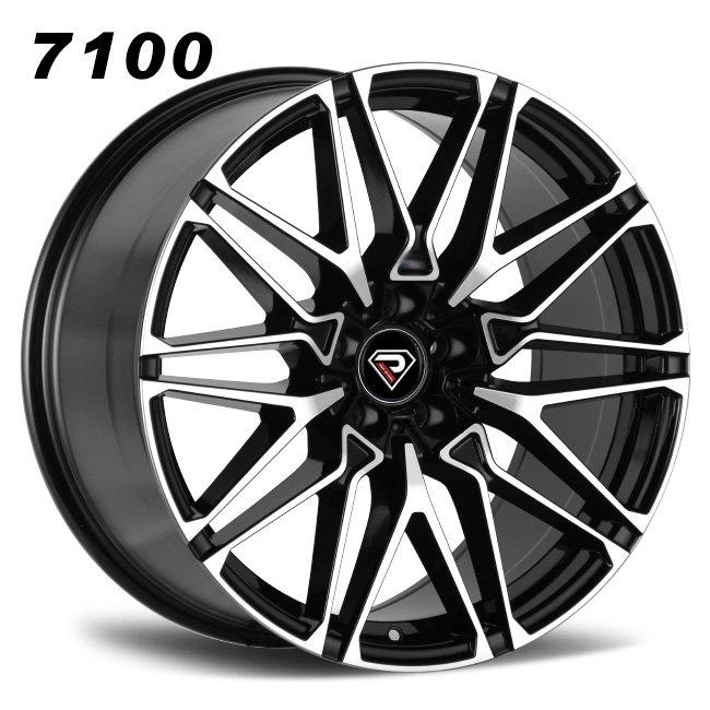 BMW X5M wheels