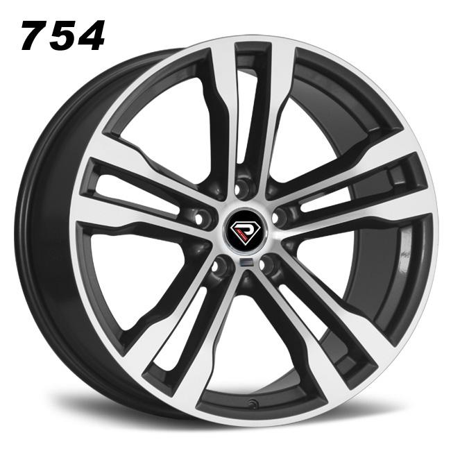 754 BMW X5M 20inch 5-120 5 spokes GMF Alloy wheels