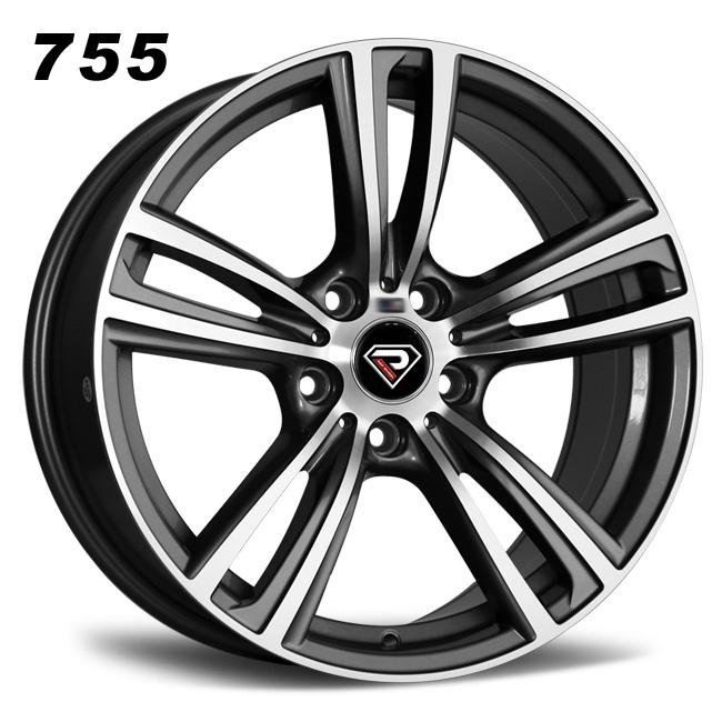 755 BMW 435i 18inch front rear wheel GMF alloy wheels
