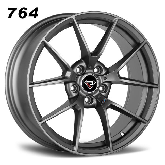 764 BMW M3 SC 18inch 19inch classic spoke Matte Gunmetal Alloy wheels