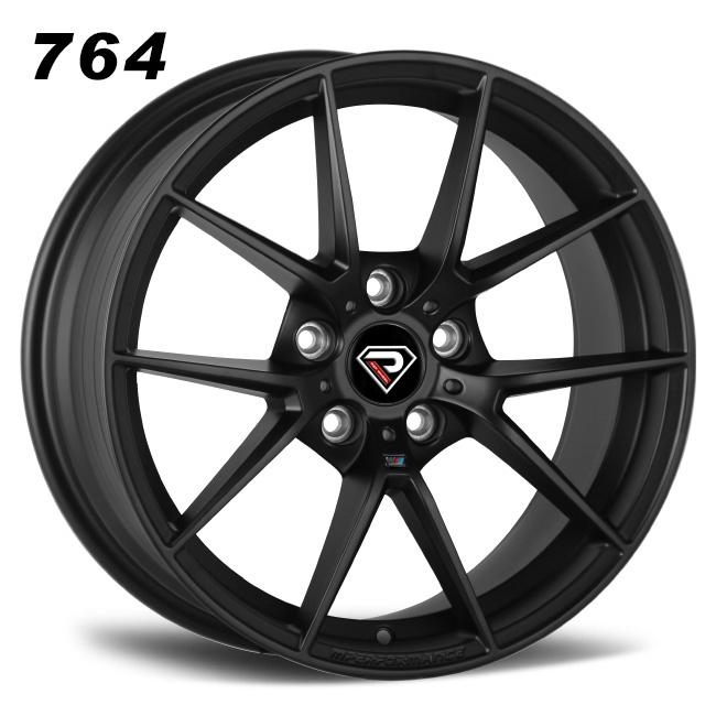 764 BMW M3 SC 18inch 19inch classic spoke Satin Black Alloy wheels