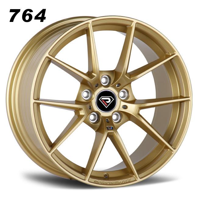 764 BMW M3 SC 19inch classic 5 holes Luxury Gold Alloy wheels
