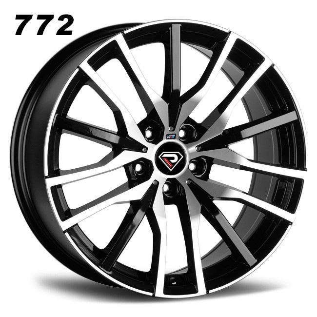 772 BMW X5 2019 22inch Multi-spoke BMF alloy wheels