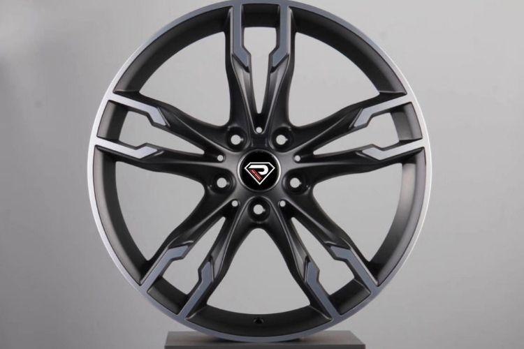 BMW 550i 18inch 5-112 Pearl MBMF Alloy wheels