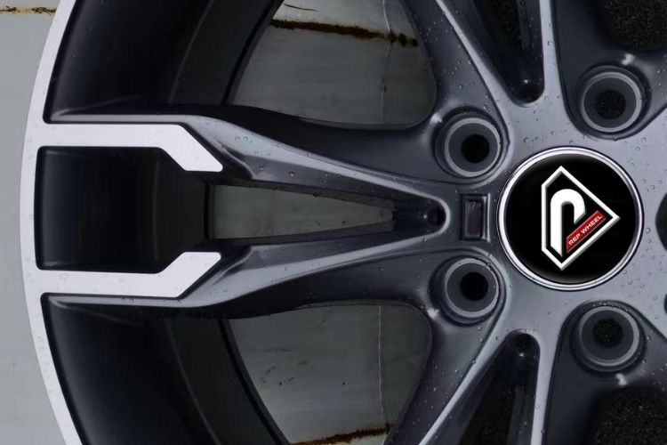 BMW 550i 19inch 5-120 5 holes Gunmetal Machined Face Alloy wheels