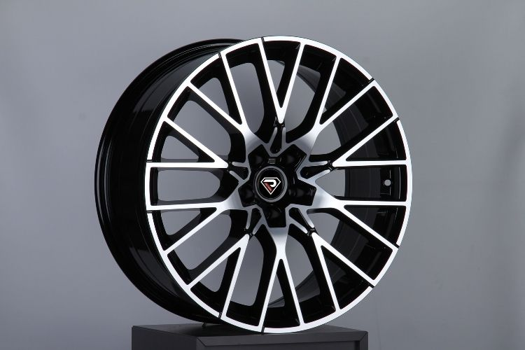 BMW M2 20inch Black Machined Face alloy wheels