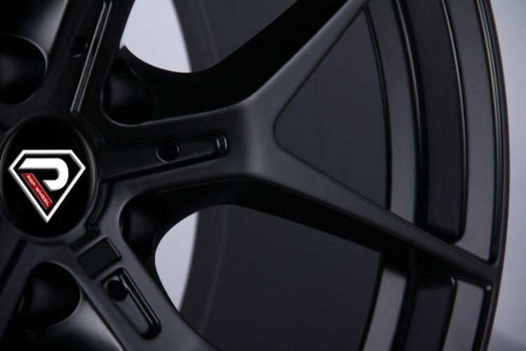 BMW M2 5 Double spokes Satin Black Alloy wheels