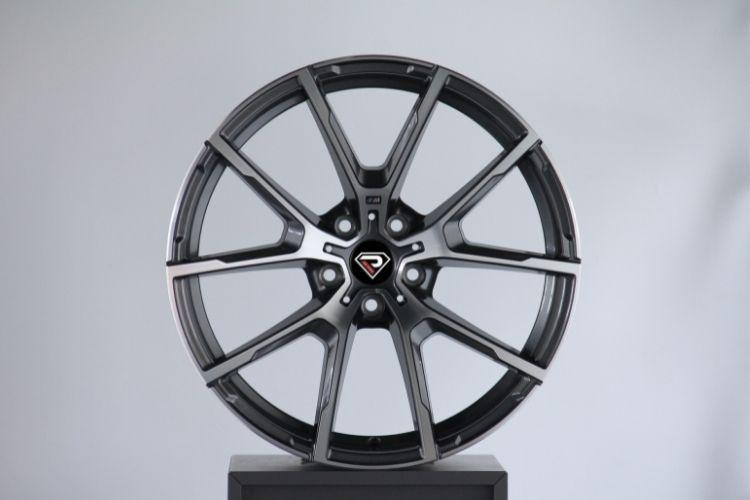 BMW M8 18inch 19inch 20inch 5-112 5 holes Dark Gunmetal alloy wheels