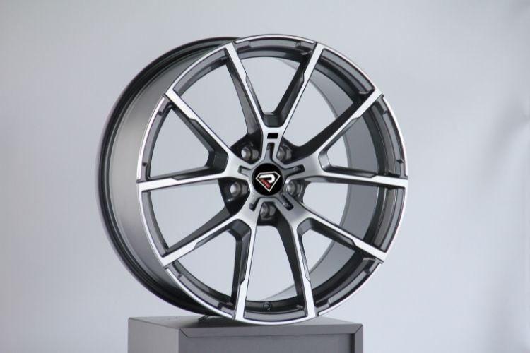 BMW M8 18inch 19inch 20inch 5-120 5 spoke Gunmetal alloy wheels