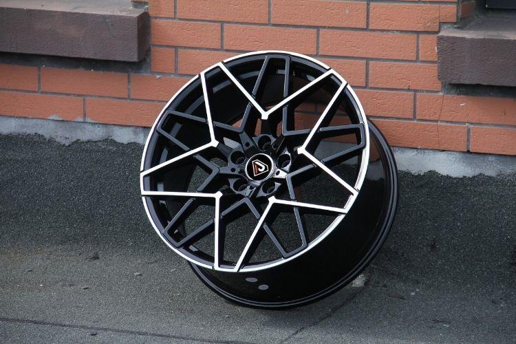 BMW M8 20inch 5 star spoke BMF alloy wheel