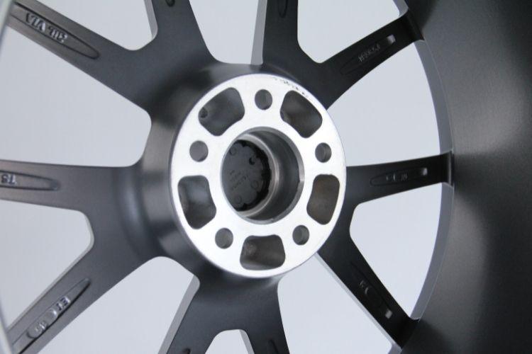 BMW M8 all size 5-112 5 spokes Dark Gunmetal Machined alloy wheels