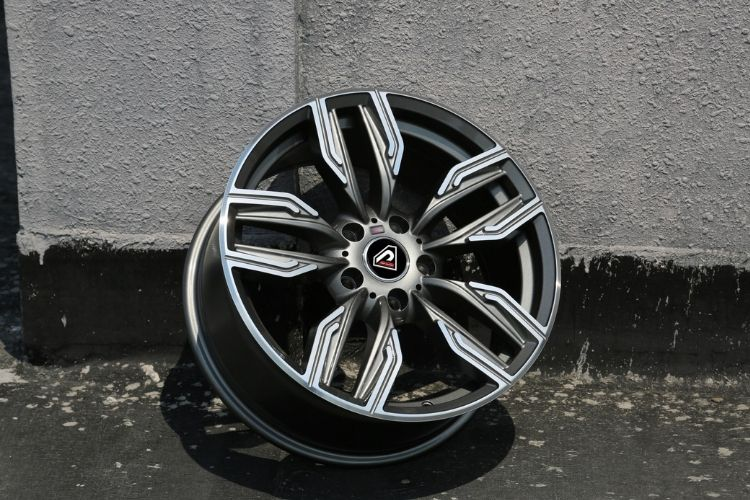 BMW New 760 li 5-120 5 spokes sport design GMF alloy wheels