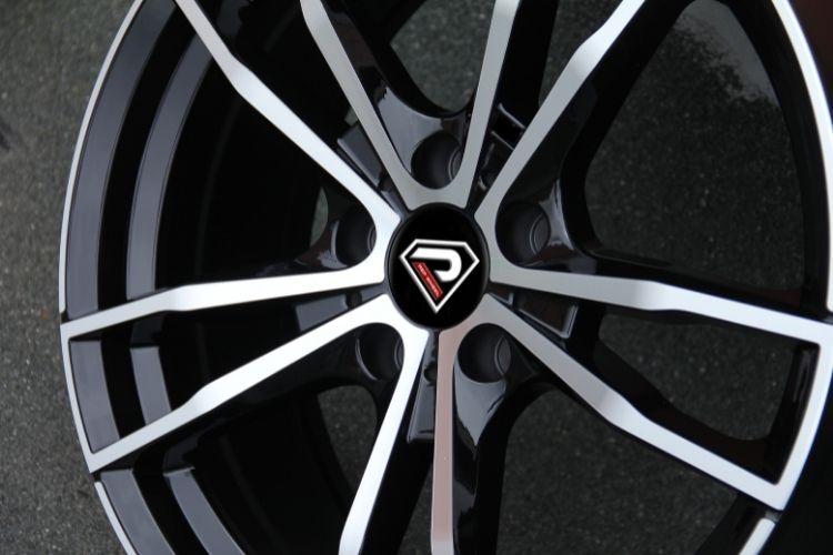 BMW New M3 18inch 5-112 5 double spoke alloy wheels