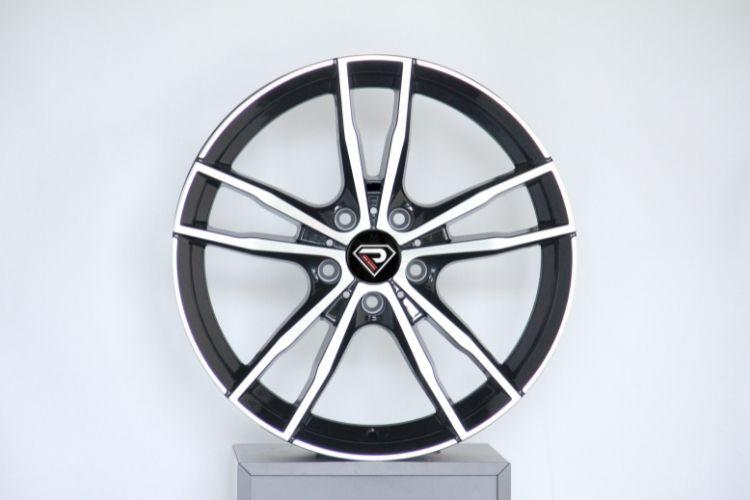 BMW New M3 19inch 5-120 5 double spoke alloy wheels