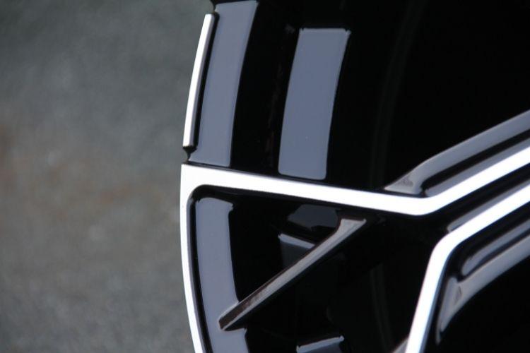 BMW New M8 18inch 19inch Y shape spoke Black machined face alloy wheels