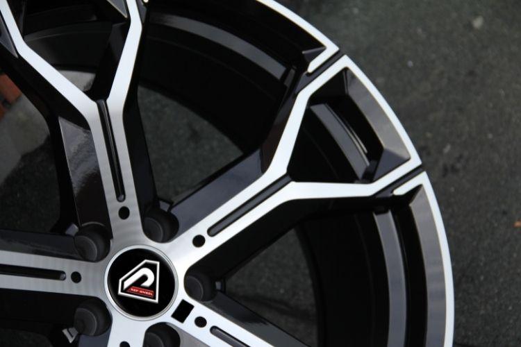 BMW X5 2019 20inch 21inch 5-112 5 spokes BMF alloy wheels