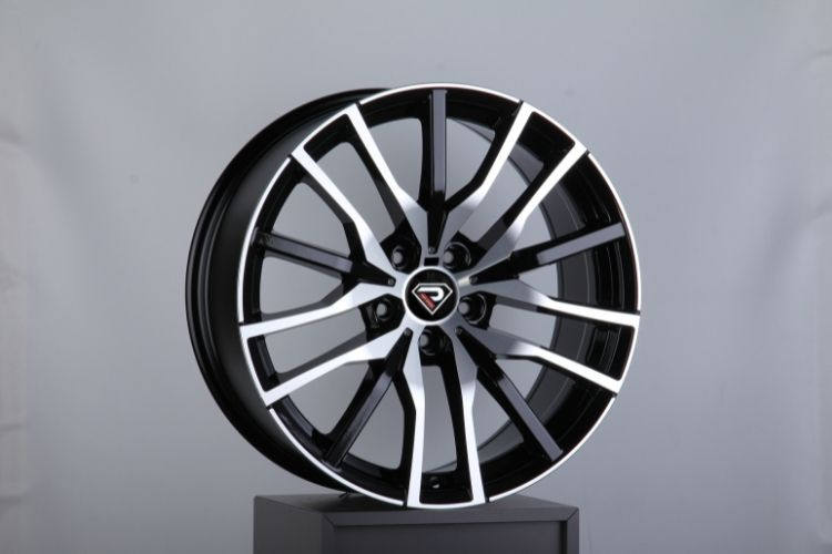BMW X5 2019 20inch Front and rear Multi-spoke BMF alloy wheels