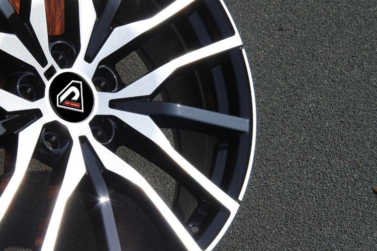 BMW X5 2019 22inch Multi-spoke BMF alloy wheels