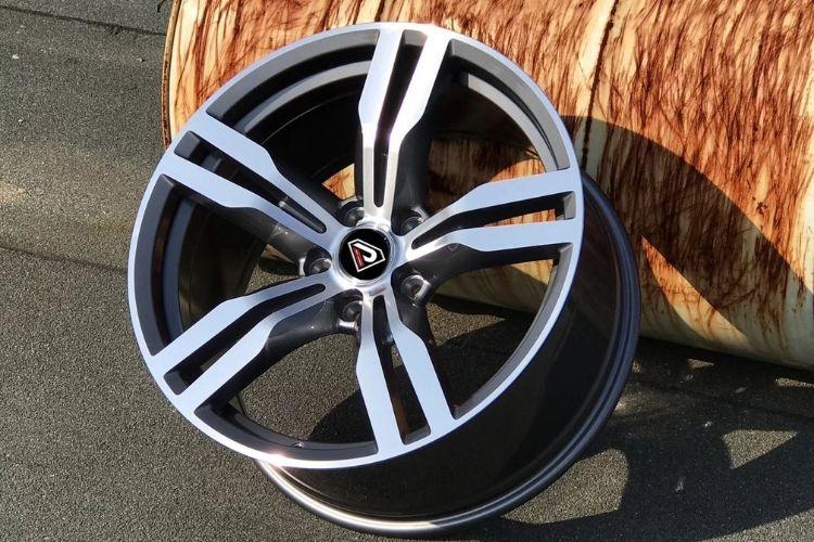 BMW new 760Li 19inch 5 double spokes Deep concave GMF Alloy wheels