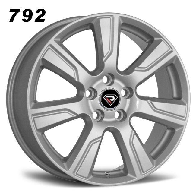 792 range rover 22inch 5x120 alloy wheels silver