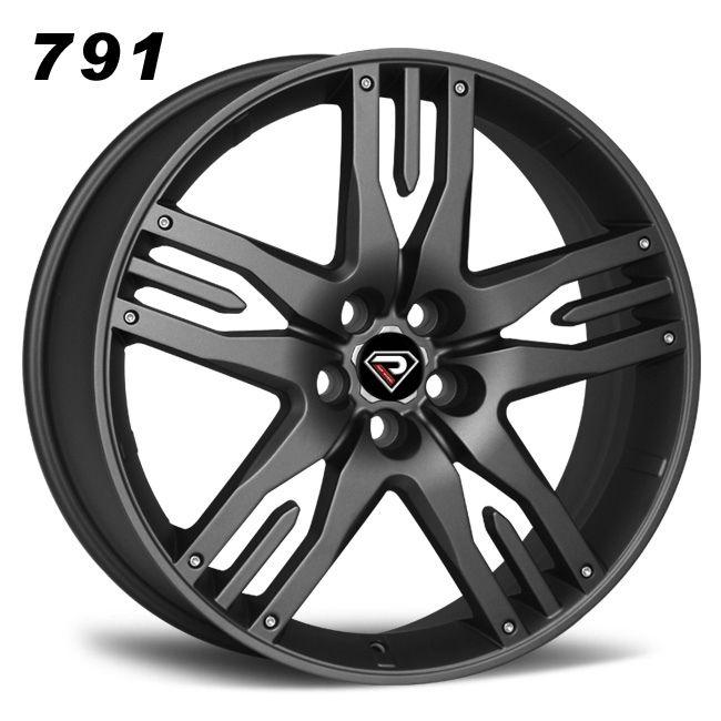 791 range rover 22inch 5x120 black wheels