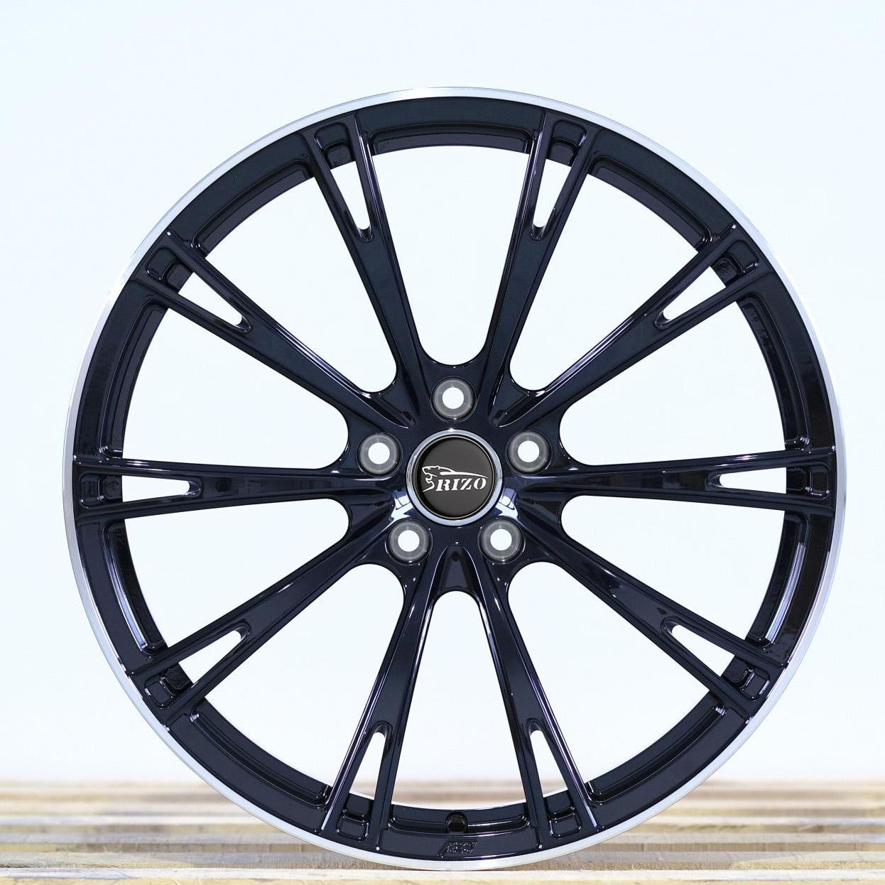 5604F NEW ABT 19inch Black Machined Face Forged Wheels