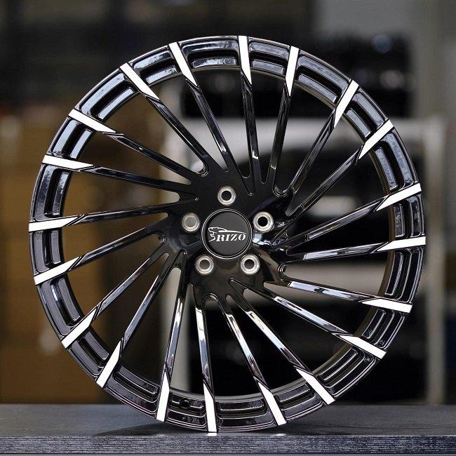 5819F Mercedes Multi-spokes Custom Forged Wheels