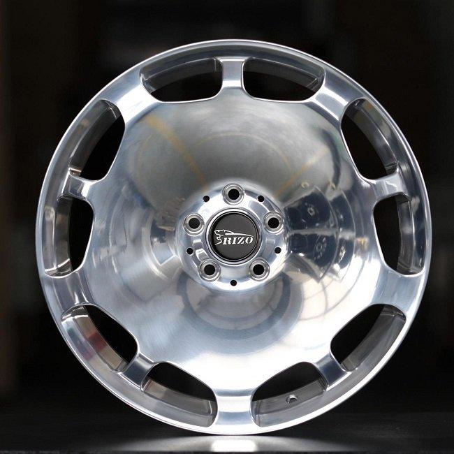 5823F MAYBACH 19inch 5-112 Polished Forged Wheels