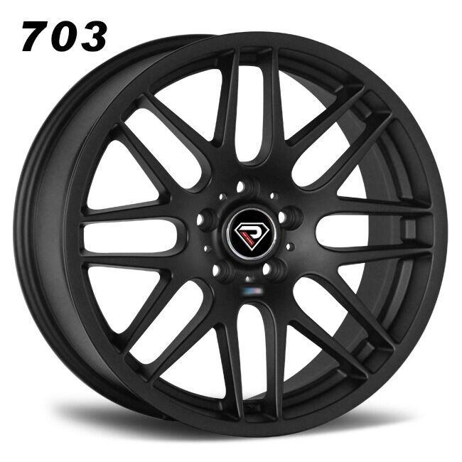 703 BMW M3 CSL Multi-spokes MB Alloy wheels
