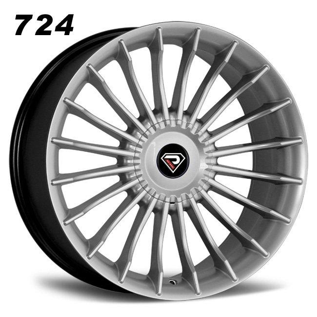 724 Alpina B7 5-120 Multi-spokes HS Alloy wheels