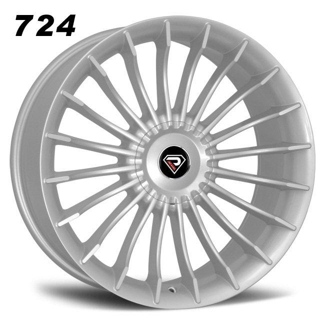 724 Alpina B7 5-120 Multi-spokes SL Alloy wheels