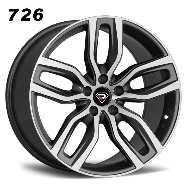 726 BMW X5 2015 20inch 5-120 5 Spokes GMF Alloy wheels