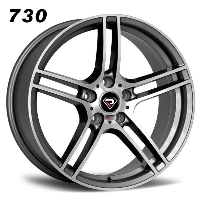 730 BMW 180I 17inch 18inch 5 Spokes GMF Alloy wheels