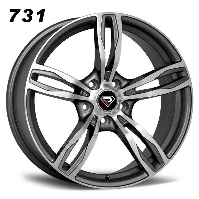 731 BMW New M5 All size 5 Spokes GMF Alloy wheels
