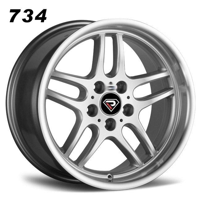 734 BMW 18inch 5-120 old school design SML alloy wheel