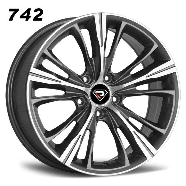 742 BMW M4 Concept 18inch 19inch 20inch GMF Alloy wheels
