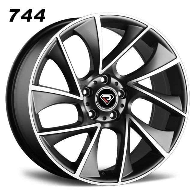 744 BMW 5 GT 19inch V shape spoke GMF Alloy wheels