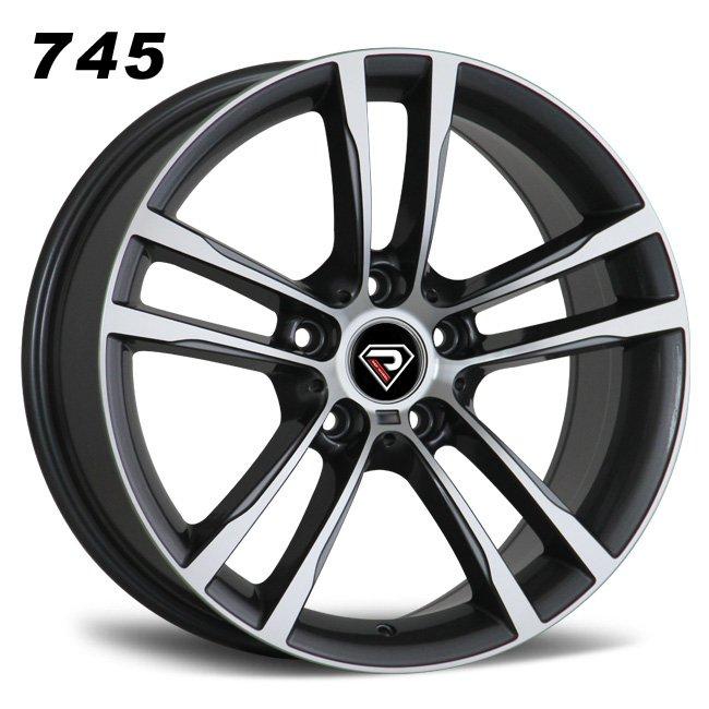 745 BMW 4 Series 18inch 5 spokes design GMF Alloy wheels