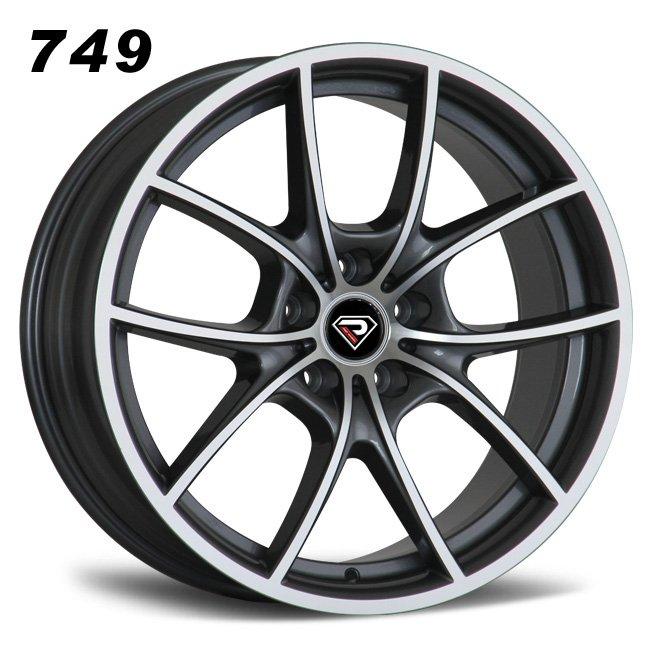 749 BMW M6 18inch 20inch 5 double thin spokes GMF Alloy wheels