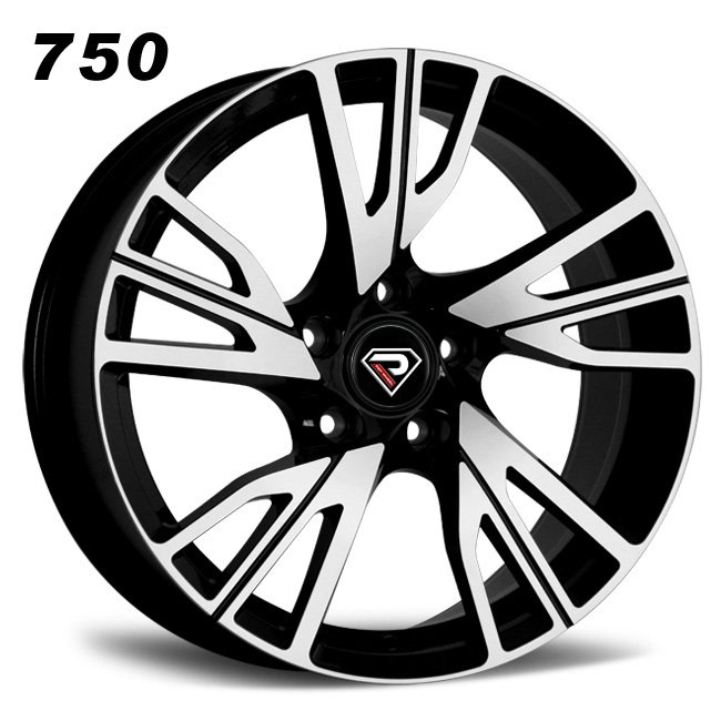 750 BMW i8 17inch 18inch split 5 spokes design BMF Alloy wheels