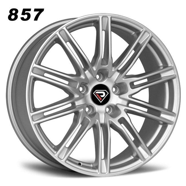 857 PORSCHE CAYENNE TURBO 10 Double Spokes HS Alloy wheels