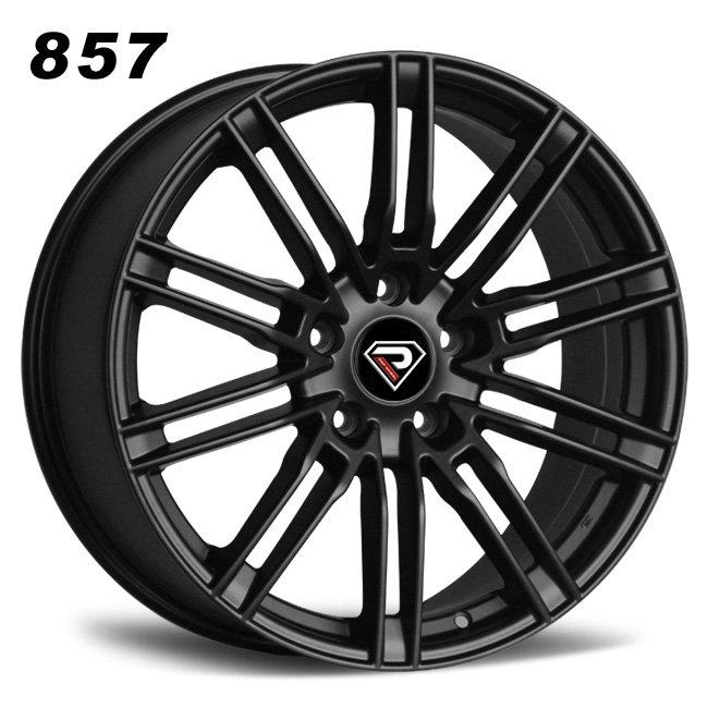 857 PORSCHE CAYENNE TURBO 10 Double Spokes MB Alloy wheels
