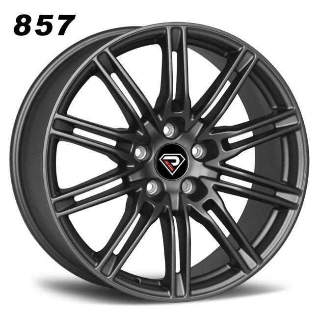 857 PORSCHE CAYENNE TURBO 10 Double Spokes MG Alloy wheels