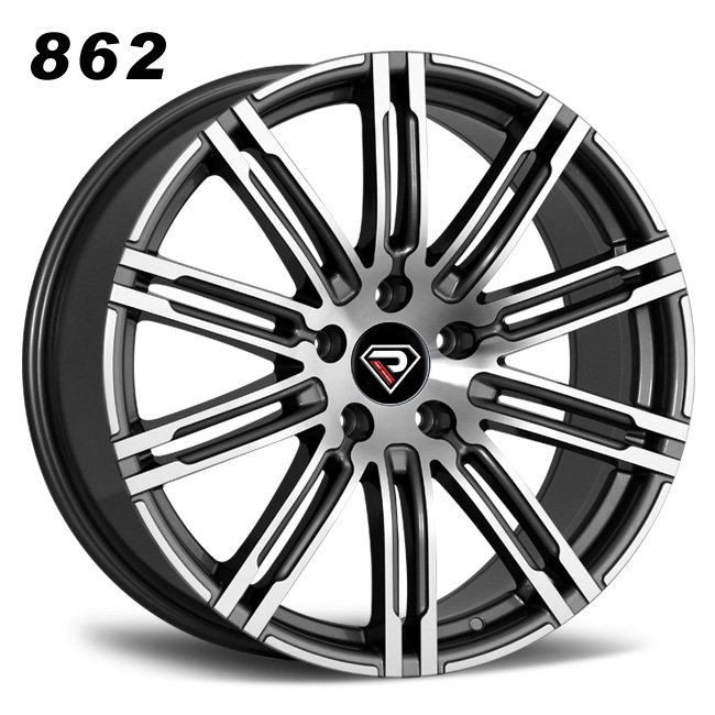 862 PORSCHE MACAN TURBO 10 Spokes GMF Alloy wheels