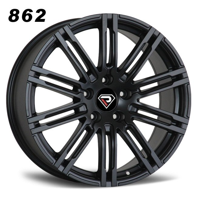 862 PORSCHE MACAN TURBO 10 Spokes MB Alloy wheels