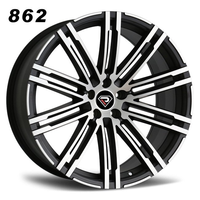 862PORSCHE MACAN TURBO 10 Spokes MBMF Alloy wheels