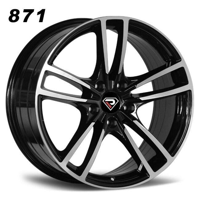 871PORSCHE NEW CAYENNE 5 spokes BMF Alloy wheels
