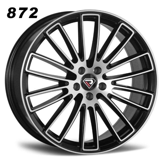872TECHART FORMULA V Multi-spokes MBMF Alloy wheels
